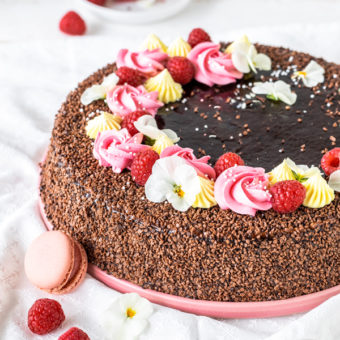 Blume meets Torte - 3 x anders!