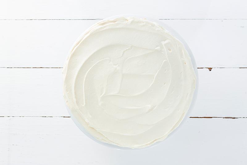 Buttercremerosen - stilvoll und einfach als Tortendeko! 5