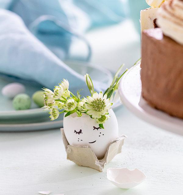 Osternester auf Tortenstücken! 12