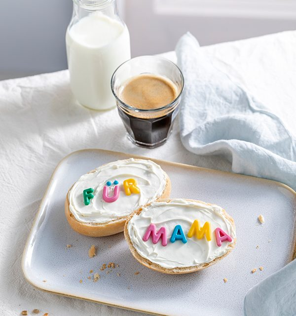 Frühstück zum Muttertag - schöne Überraschung 9