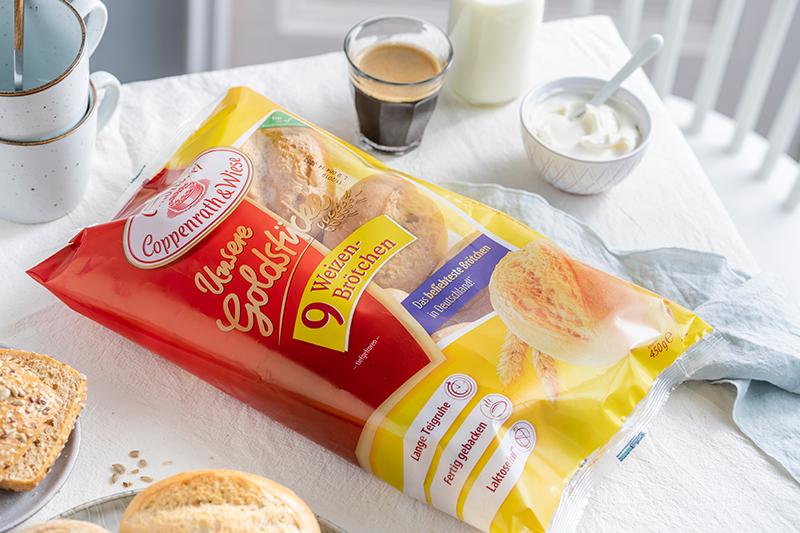 Frühstück zum Muttertag - schöne Überraschung 2