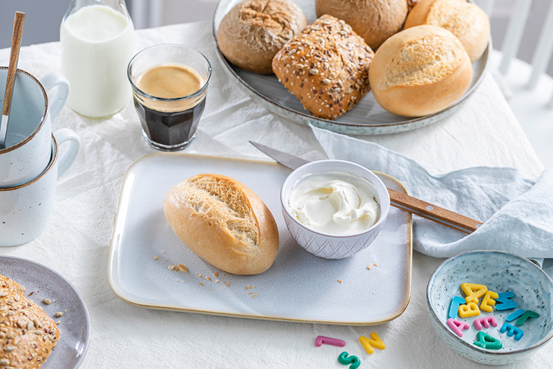 Frühstück zum Muttertag - schöne Überraschung 3