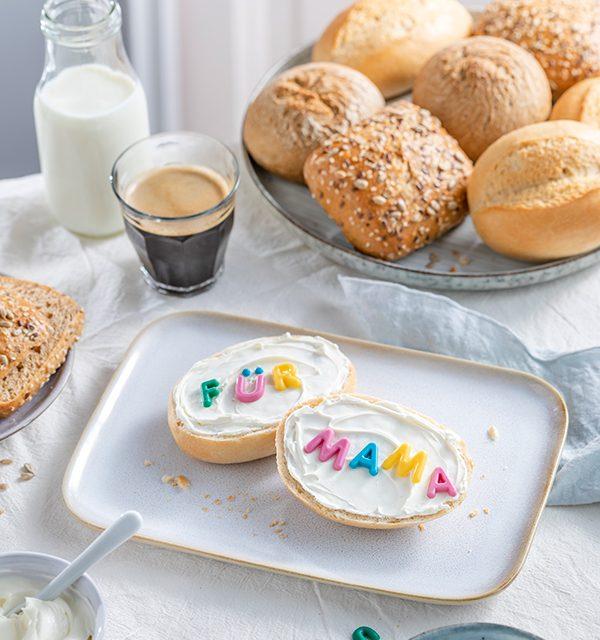 Frühstück zum Muttertag - schöne Überraschung 7