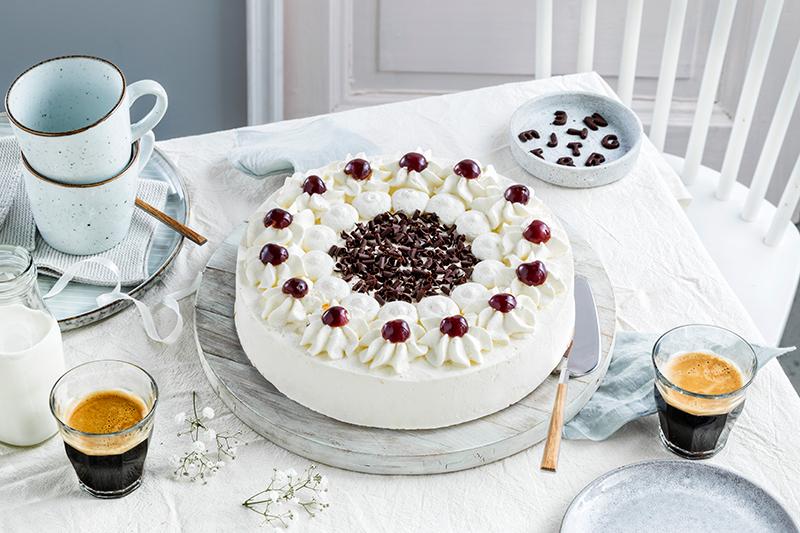 Genial einfach: Buchstaben-Torte zum Muttertag 37