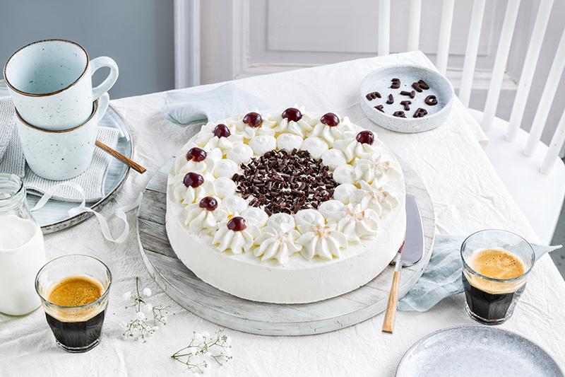 Genial einfach: Buchstaben-Torte zum Muttertag 38
