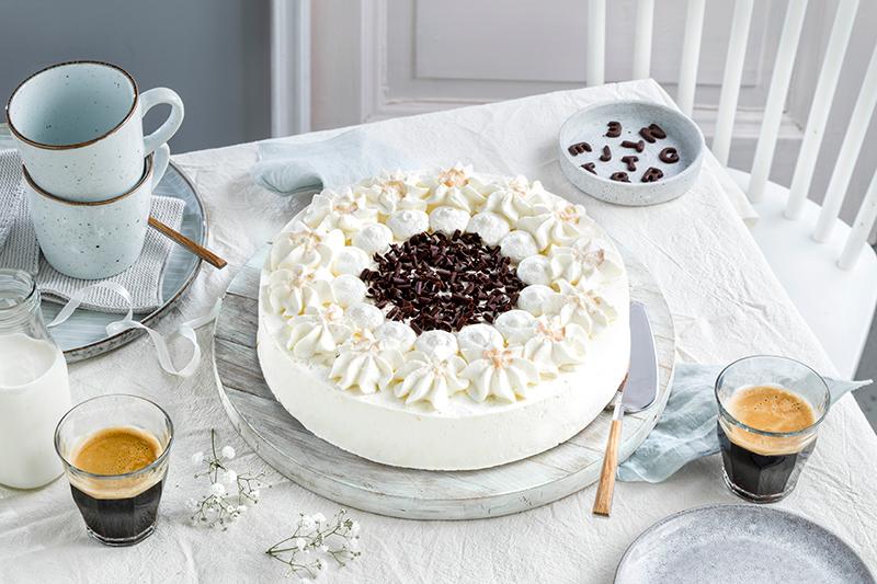 Genial einfach: Buchstaben-Torte zum Muttertag 39
