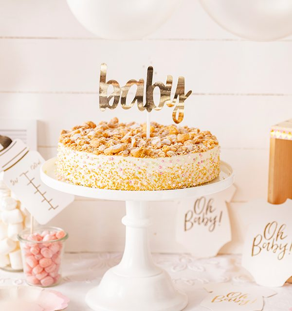 Sweet Table zur Babyparty 15