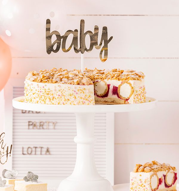 Sweet Table zur Babyparty 16