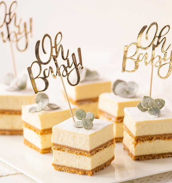 Sweet Table zur Babyparty 27
