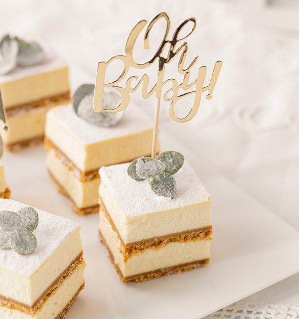 Sweet Table zur Babyparty 30