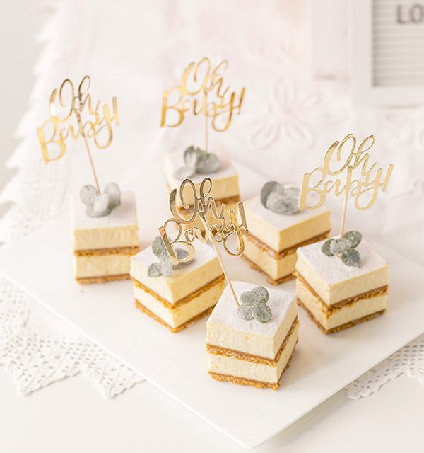 Sweet Table zur Babyparty 31