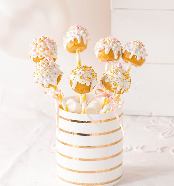 Sweet Table zur Babyparty 35