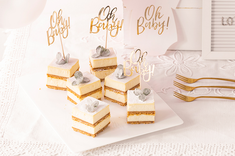 Sweet Table zur Babyparty 48