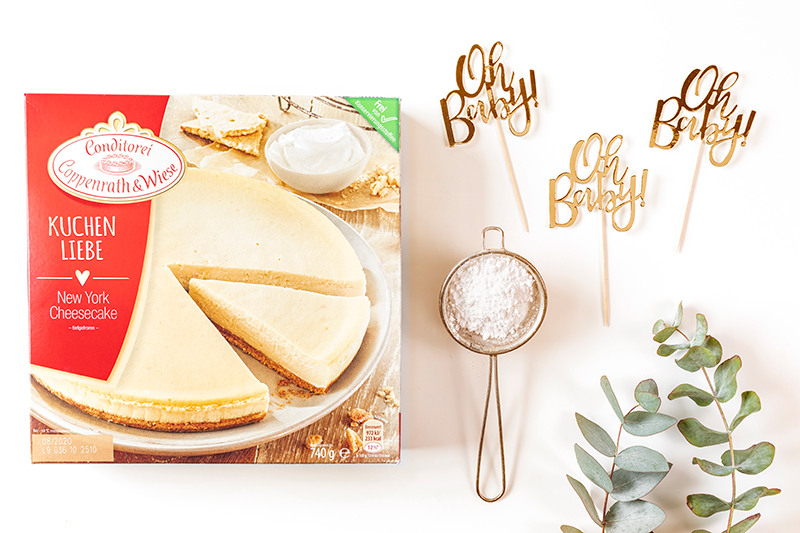 Sweet Table zur Babyparty 51