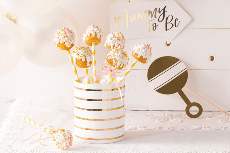 Sweet Table zur Babyparty 52