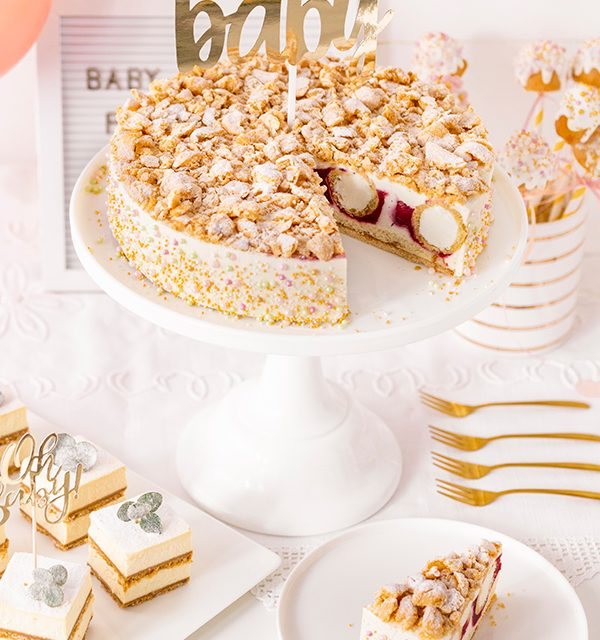 Sweet Table zur Babyparty 21