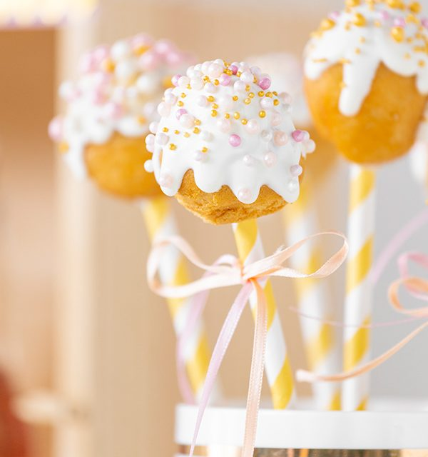 Sweet Table zur Babyparty 33