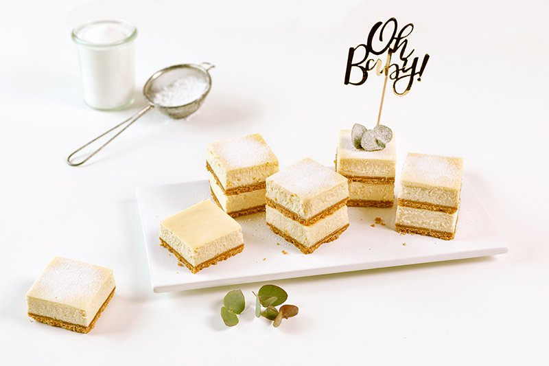 Sweet Table zur Babyparty 50