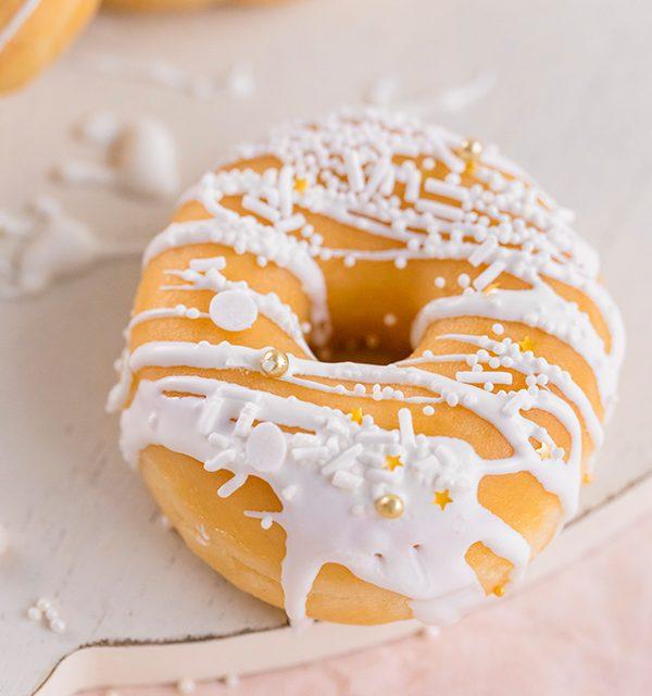 Donut-Torte ganz ohne backen! 14