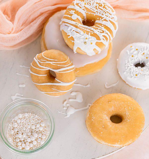 Donut-Torte ganz ohne backen! 16