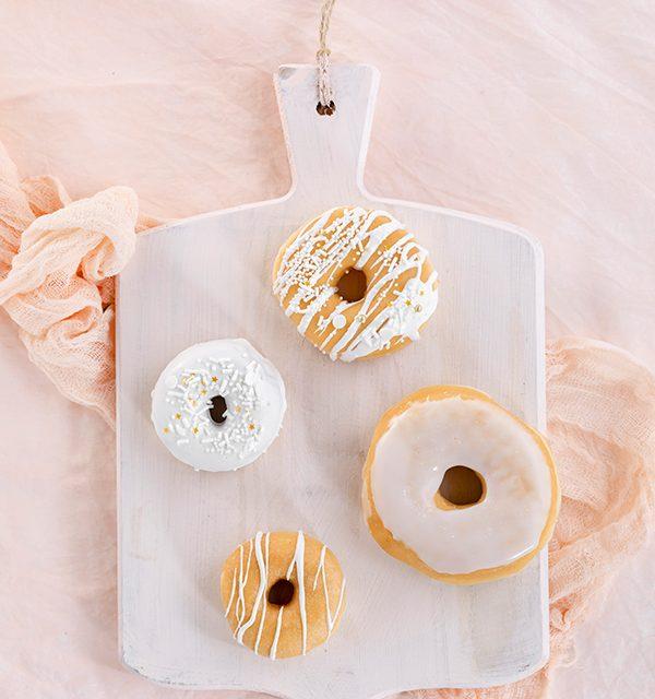 Donut-Torte ganz ohne backen! 18