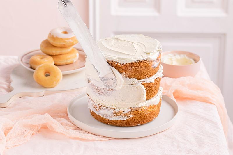 Donut-Torte ganz ohne backen! 27