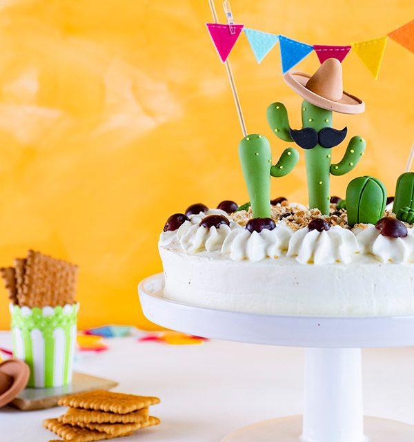 Für alle Pflanzenfans: Kaktus-Torte! 10