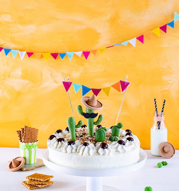 Für alle Pflanzenfans: Kaktus-Torte! 12
