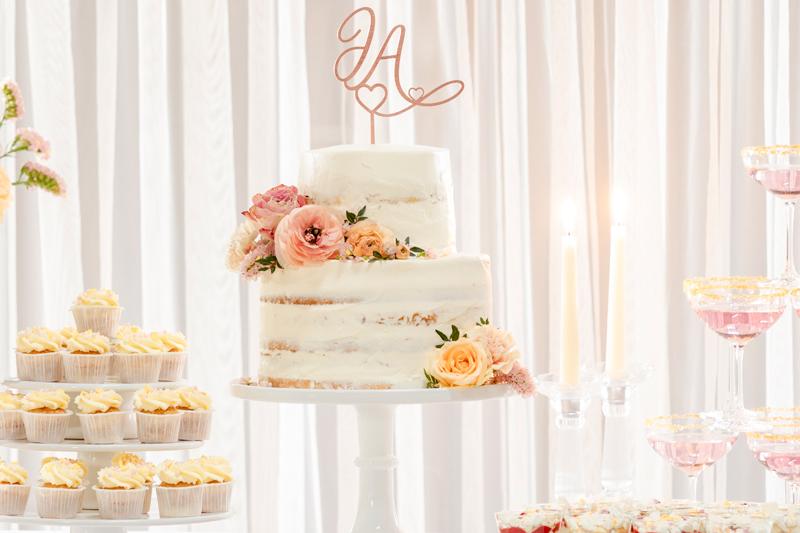 Sweet Table zur Hochzeit 12