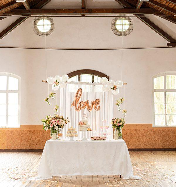 Sweet Table zur Hochzeit 13