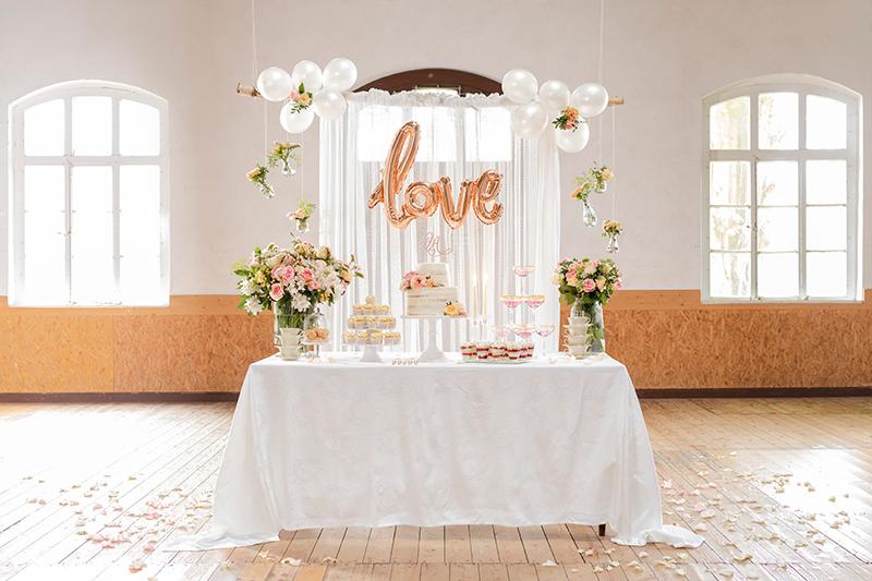 Sweet Table zur Hochzeit 1