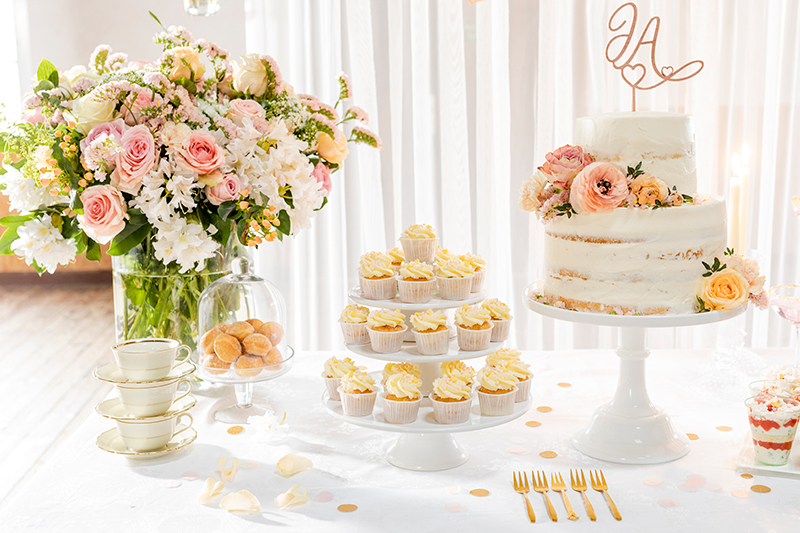 Sweet Table zur Hochzeit 2