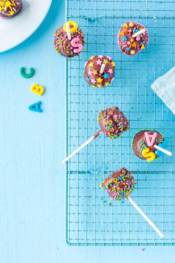ABC-Cake Pops zur Einschulung 1