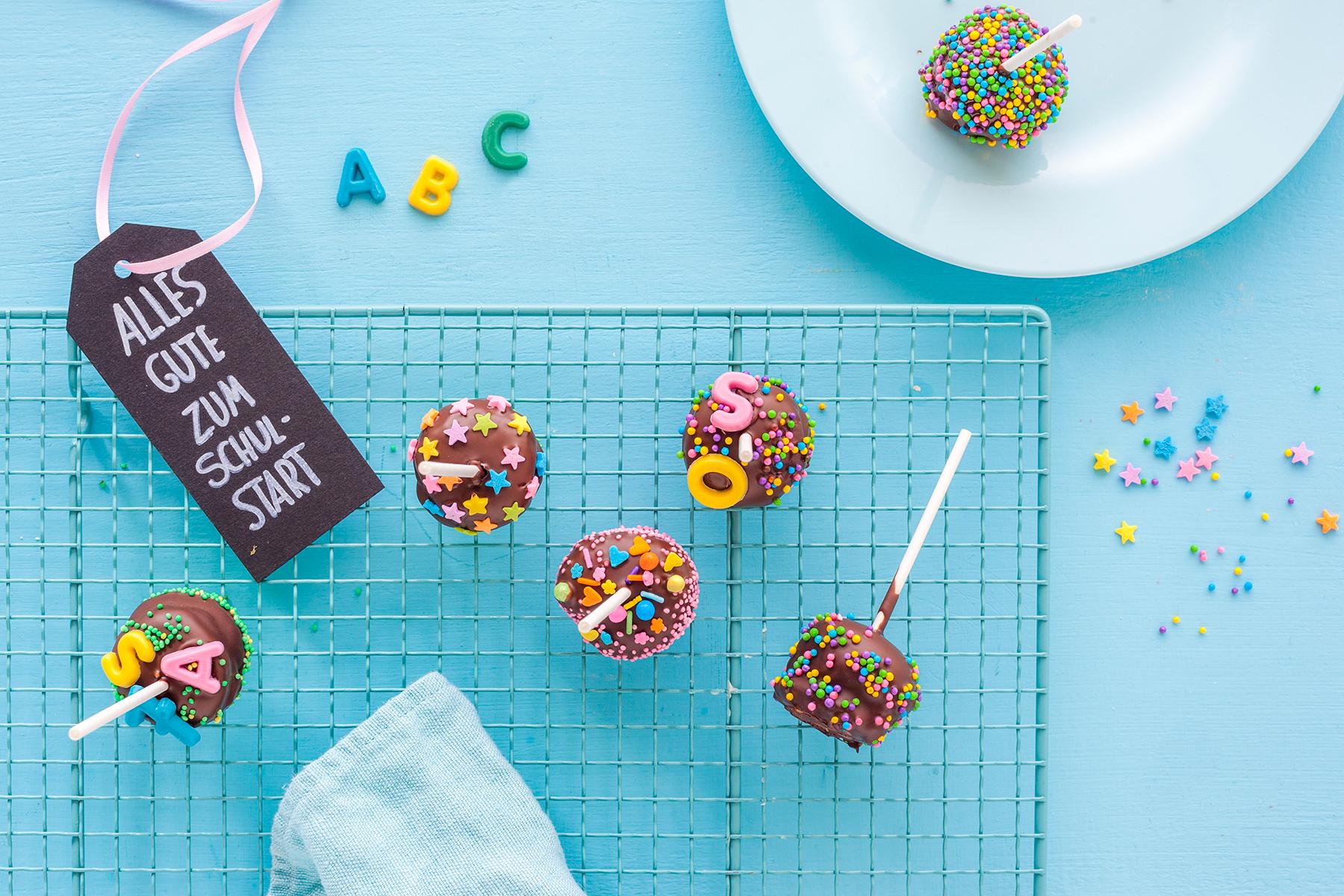 ABC-Cake Pops zur Einschulung 5