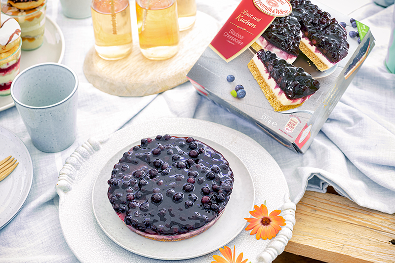 Blaubeer-Cheesecake im Sommerlook! 21