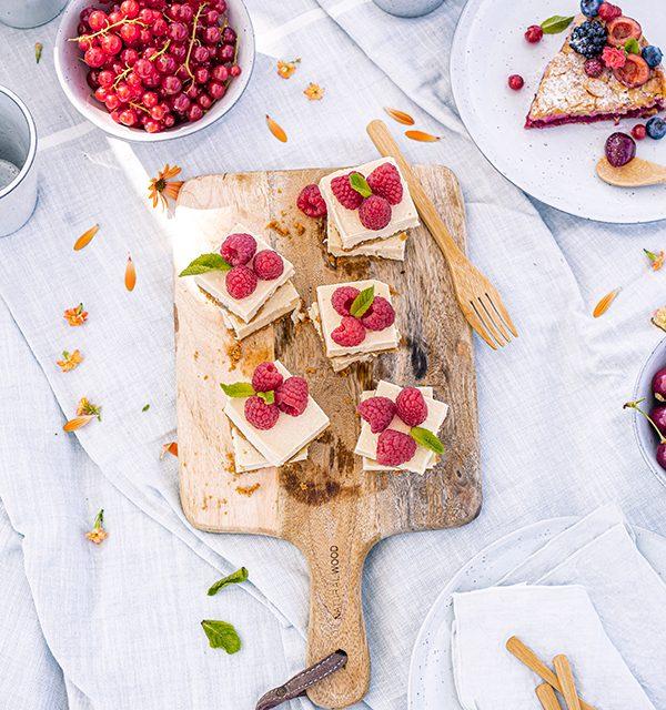Cheesecake-Häppchen to go - perfekt auch für's Picknick! 11