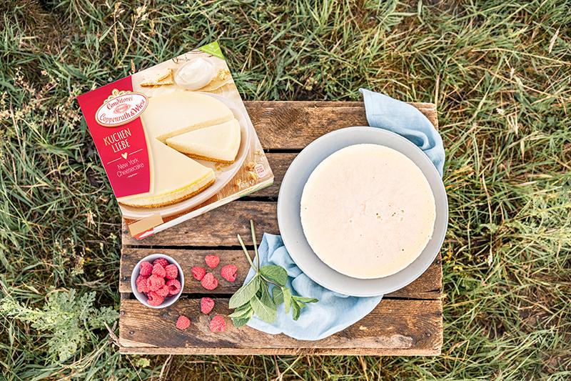 Cheesecake-Häppchen to go - perfekt auch für's Picknick! 15