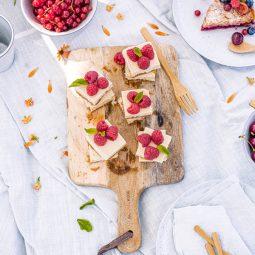Cheesecake-Häppchen to go - perfekt auch für's Picknick! 2
