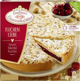 Passendes Picknick-Rezept: Kirsch-Mandelkuchen mit Beerentopping 2