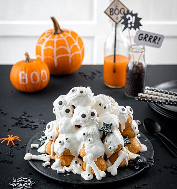 Bo(ooo)mbastische Halloween Snack-Ideen für den Sweet Table 18