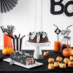 Bo(ooo)mbastische Halloween Snack-Ideen für den Sweet Table 1