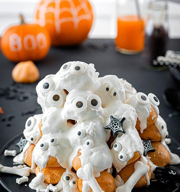 Bo(ooo)mbastische Halloween Snack-Ideen für den Sweet Table 20