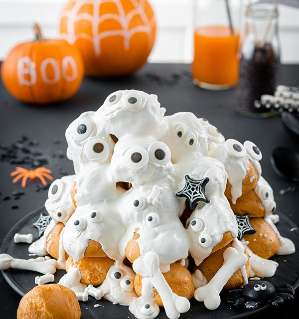 Bo(ooo)mbastische Halloween Snack-Ideen für den Sweet Table 21