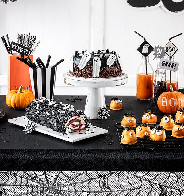 Bo(ooo)mbastische Halloween Snack-Ideen für den Sweet Table 26