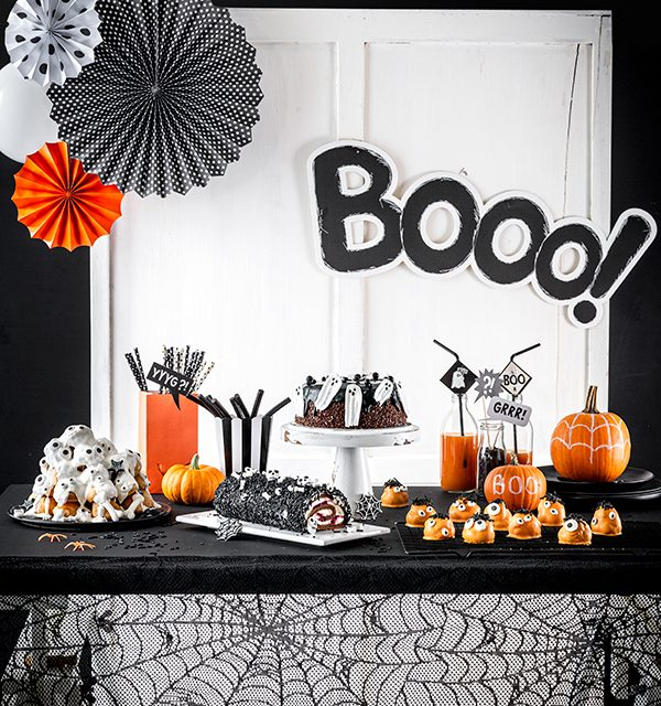 Bo(ooo)mbastische Halloween Snack-Ideen für den Sweet Table 27