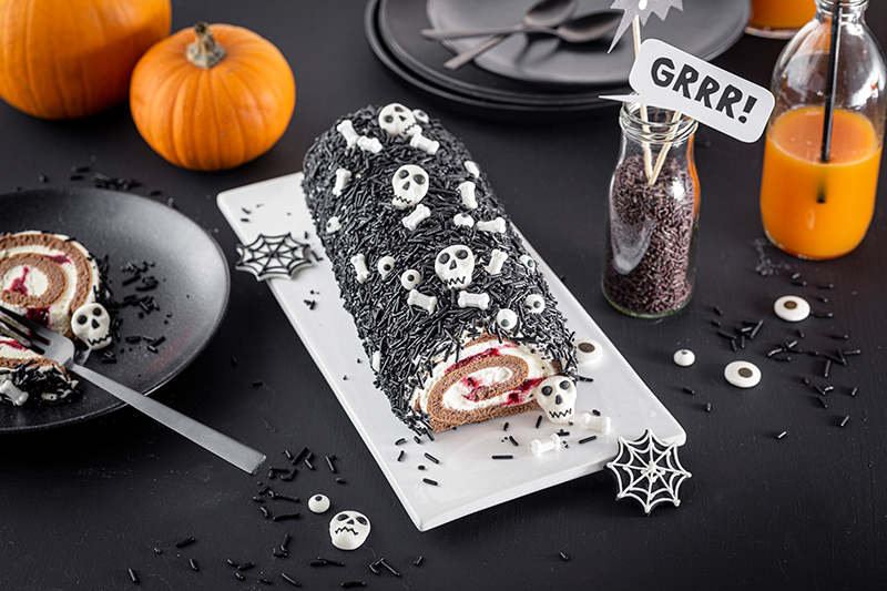 Bo(ooo)mbastische Halloween Snack-Ideen für den Sweet Table 29