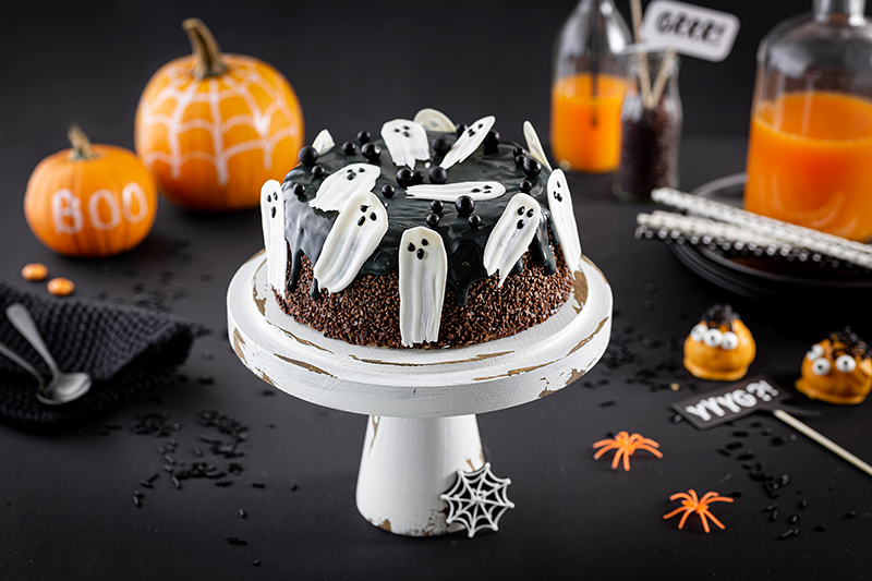 Bo(ooo)mbastische Halloween Snack-Ideen für den Sweet Table 36