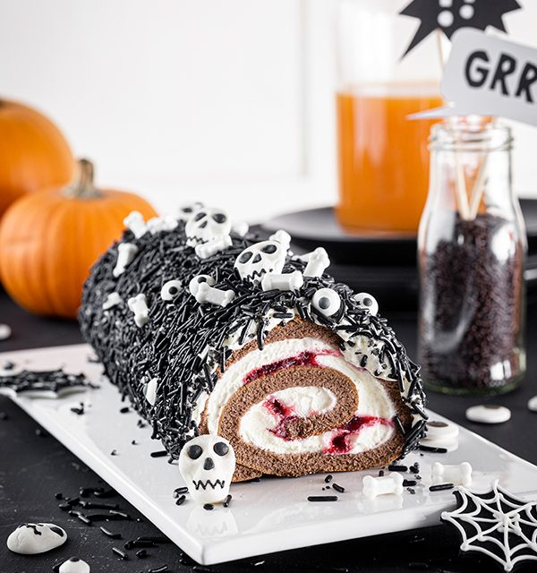 Bo(ooo)mbastische Halloween Snack-Ideen für den Sweet Table 7
