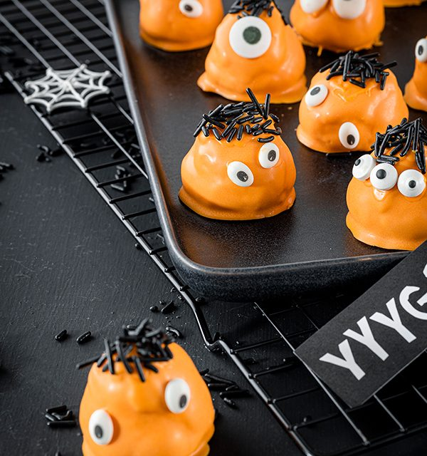 Halloween-Cake-Pops: monstermäßig gut! 10