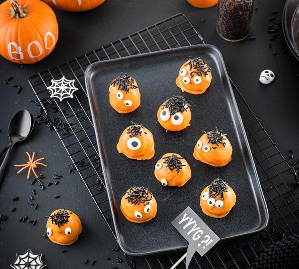 Halloween-Cake-Pops: monstermäßig gut! 3